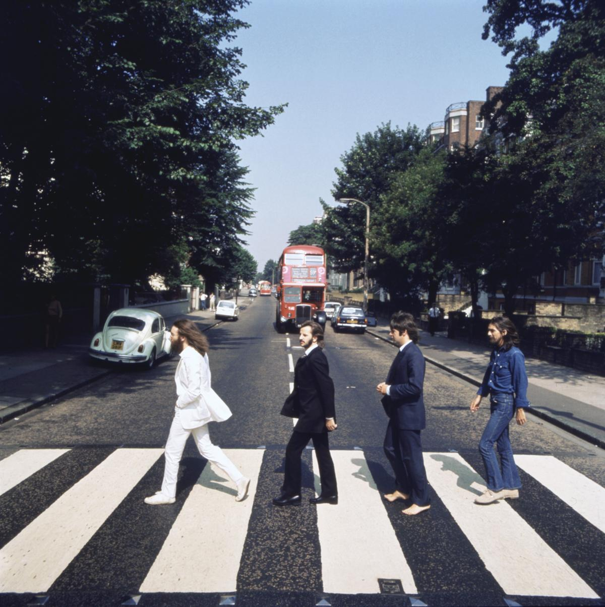 abbey road contrario