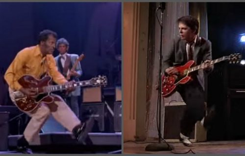 Come Chuck Berry copiò Marty McFly